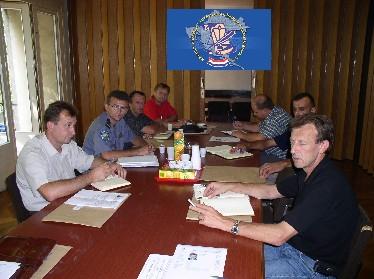 Članovi Odbora policije iskoristili su sastanak za iznošenje problema i  razmjenu iskustava s kolegama iz drugih policijskih postaja