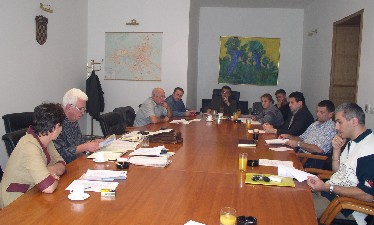 Održana sjednica Županijskog povjereništva