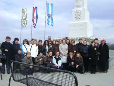 Međunarodni dan žena obilježile posjetom Vukovaru