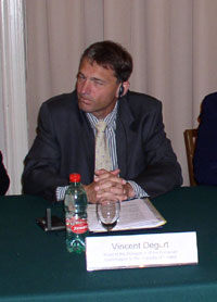 Vincent Degert, šef Delegacije Europske komisije u Republici Hrvatskoj