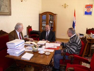 Predsjednik Vrhovnog suda Ivica Crnić sastao se s predstavnicima SDLSN