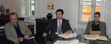 Ravnatelj Uprave za zatvorski sustav Damjanović razgovarao s predstavnicima sindikata