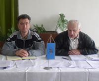 Dopredsjednik Pleša i predsjednik Ihas