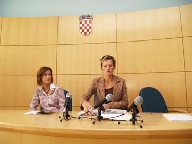 LIČKO-SENJSKA ŽUPANIJA: Jasna Stilinović ponovno županijska povjerenica, Boris Pleša kandidat za predsjednika Sindikata
