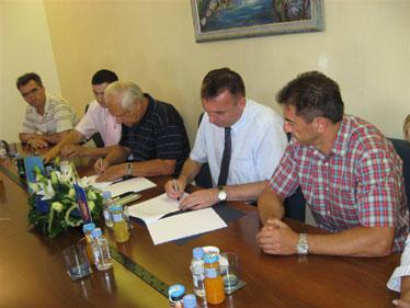 Zaključen kolektivni ugovor za Grad Gospić