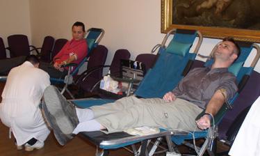 Akcija darivanja krvi u organizaciji Sindikata uživa punu potporu HGK