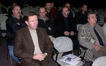 Zaključci Odbora vatrogasaca od 5. prosinca 2003.