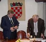 Ihas i Delbianco potpisali kolektivni ugovor
