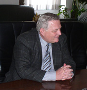 Karlovački gradonačelnik Božidar Joha s predstavnicima Sindikata