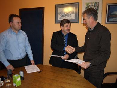 Potpisan kolektivni ugovor za Grubišno Polje