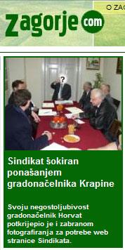Pročitajte članak sa portala www.zagorje.com