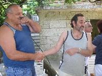 Stanko Šesto i Ivica Katalenić -  novo staro rukovodstvo Podružnice