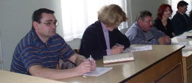 Sjednica Županijskog povjereništva Osječko-baranjske županije od 14. travnja 2003.g.