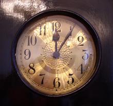 """Sat u maloj viječnici zaustavio se u """"pet poslije dvanaest"""""""