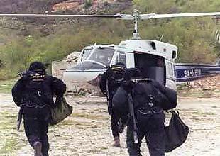 Ranjen koprivnički granični policajac