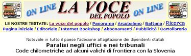 Strajk_La_voce291205_naslov