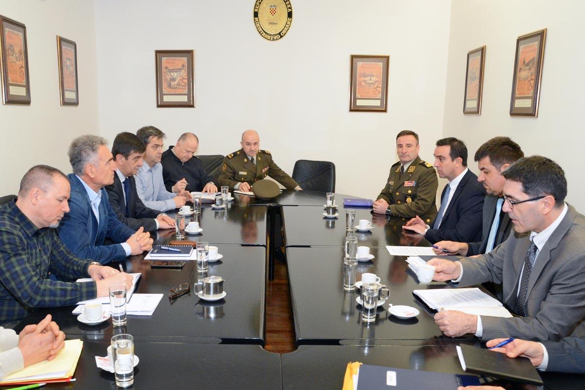 SDLSN od ministra Buljevića traži rješavanje otvorenih pitanja
