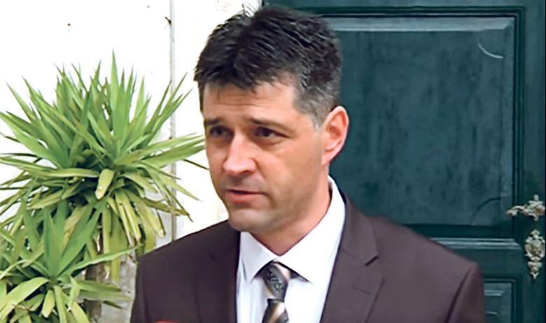 Pomoćnik ministra bit će razriješen ako bude optužen zbog krađe televizora ministarstvo objavilo