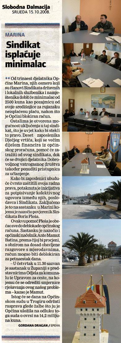 Prenosimo iz Slobodne Dalmacije