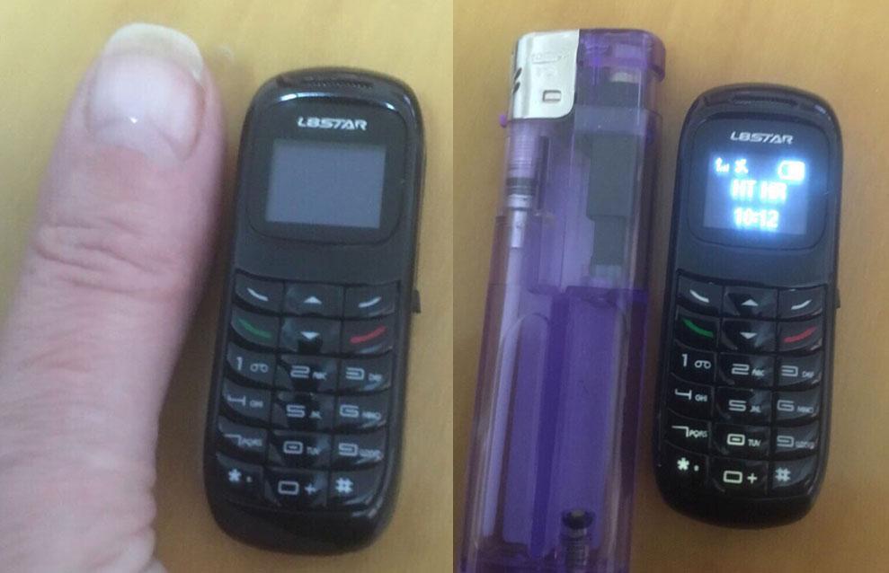 Zatvoreniku u gaćama pronašli mali – mobitel