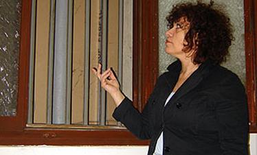 Jadranka Oklobdžij: Radi li ravnatelj sve to da nam podijeli otkaze?