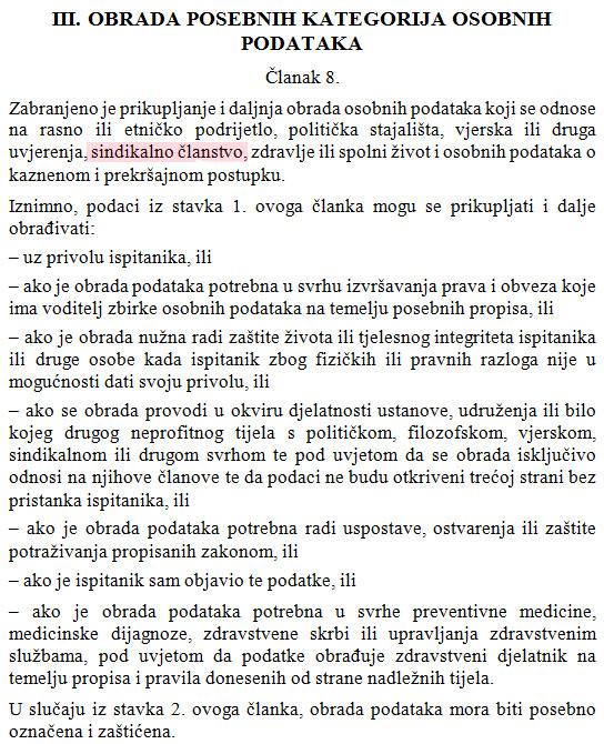 Gradonačelnik Duspara prekršio Zakon o zaštiti osobnih podataka
