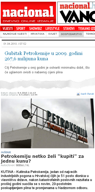 petrokemija