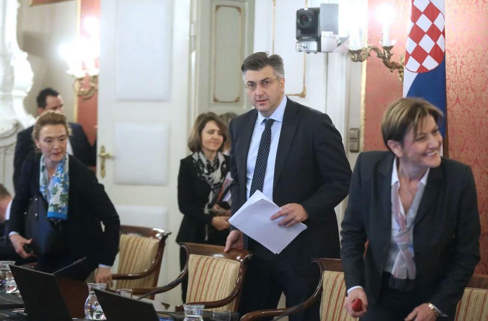 SDLSN predlaže da 8. ožujka sjednicom Vlade predsjedava žena