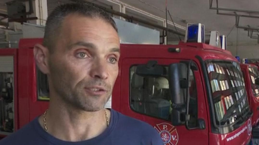 Odbor profesionalnih vatrogasaca SDLSN traži zaštitu vatrogasaca pri obavljanju službe