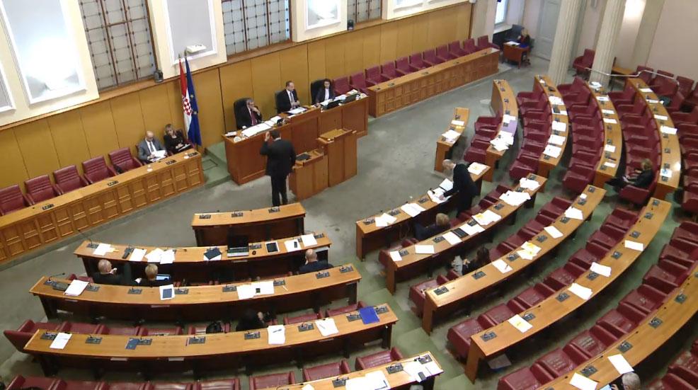 Sabor o izmjenama Zakona o državnim službenicima