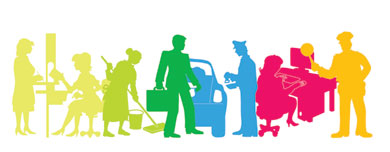 DRŽAVNE SLUŽBE: 65.000 zaposlenih - dodacima za posebne uvjete rada obuhvaćeno oko 40% službenika (policajci, pravosudni policajci, financijski policajci, carinici, inspektori)