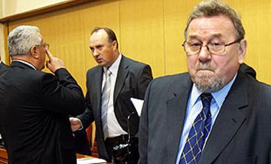 Ljutiti Vladimir Šeks (Foto: Renato Branđolica)