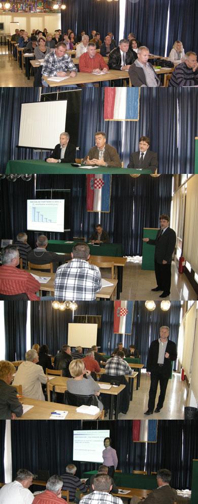 SPLIT Održan treći seminar o socijalnom partnerstvu za povjerenike Sindikata