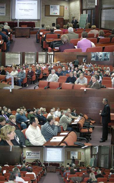 ZAGREB: Održan drugi seminar o socijalnom partnerstvu za povjerenike Sindikata