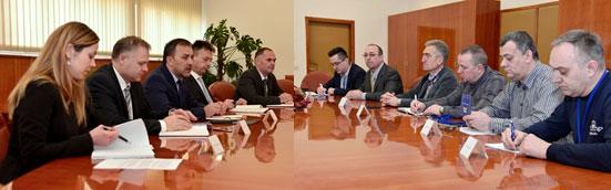 Prvi sastanak ministra Orepića sa sindikatima