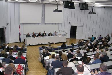 Izjašnjavanje sindikalnih povjerenika u Splitu