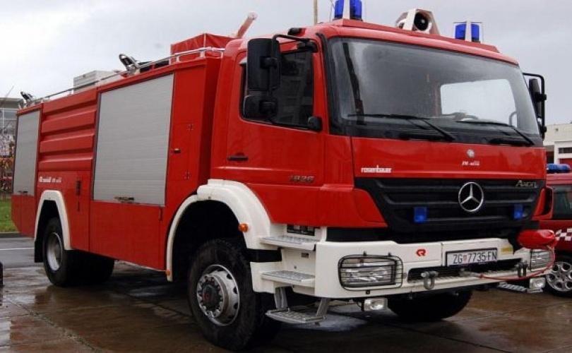 Sindikat: Nagrade vatrogascima za pohvalu, što s njihovim pravima