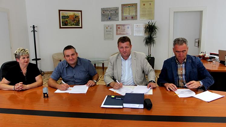 Potpisan Kolektivni ugovor za zaposlenike Grada Virovitice – zaposlenici Grada odrekli se više od 5 milijuna kuna