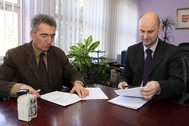 Potpisan kolektivni ugovor za djelatnike u upravnim tijelima Virovitičko-podravske županije