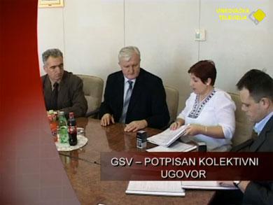Županija potpisala kolektivni ugovor