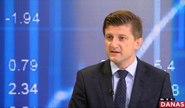 Ministar financija najavljuje pregovore o plaćama u državnim i javnim službama
