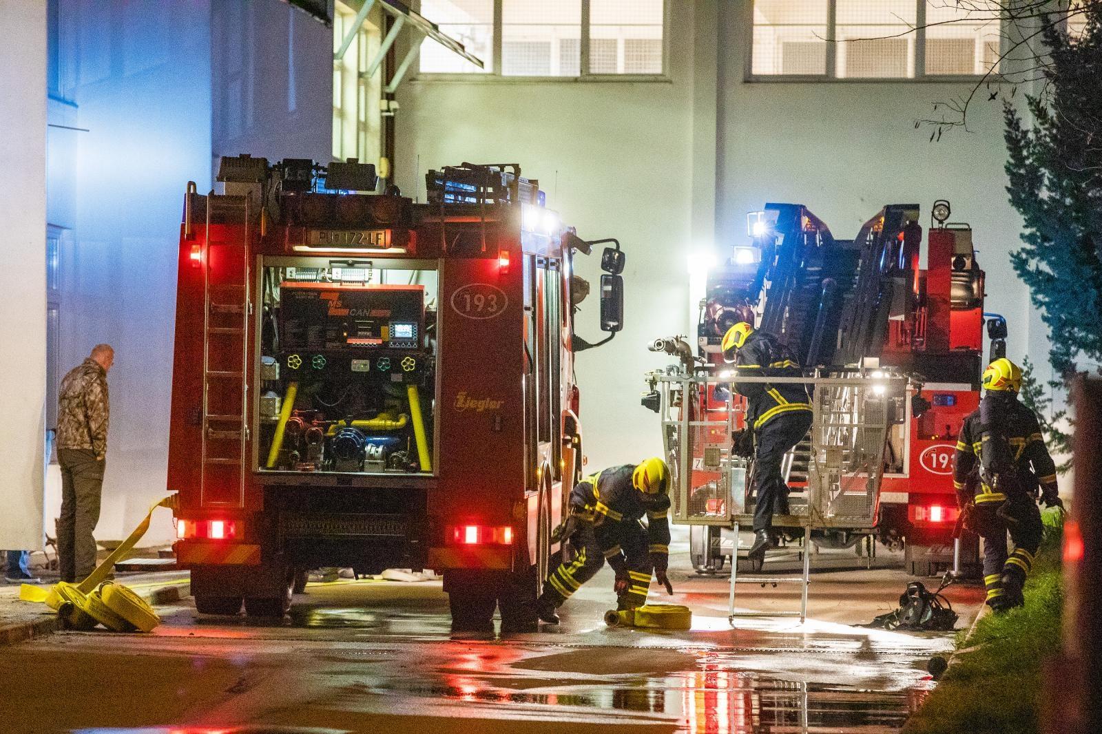 Čestitamo Dan vatrogasaca