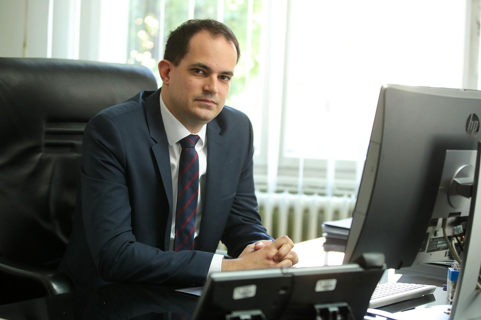 S ministrom o povećanju koeficijenata složenosti poslova u pravosuđu