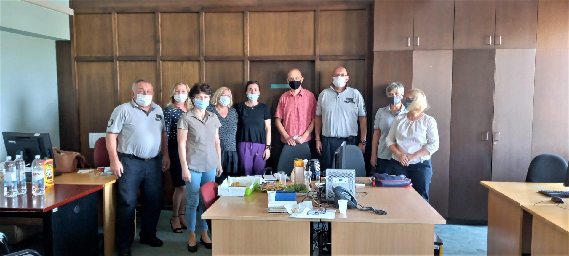 S članovima podružnice Carinski ured Varaždin povodom Dana carinske službe