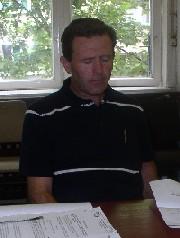 Mladen Jurin, načelnik Odjela za vatrogastvo u MUP-u i glavni vatrogasni zapovjednik