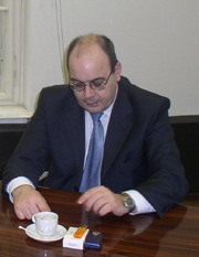 Državni tajnik Antun Palarić