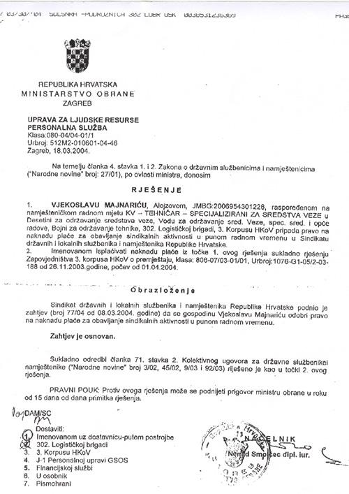 MORH_Majnaric_profesionalizacija
