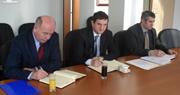 Ivica Mladineo sa suradnicima, Ivicom Fabijančićem i Željkom Glavašem