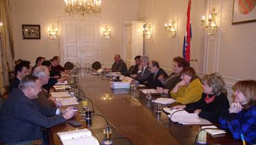 Početak pregovora obilježila je otvorena i konstruktivna diskusija