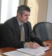 Voditelj povjerenstva za izradu Uredbe i pomoćnik ravnatelja Porezne uprave Željko Glavaš